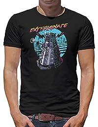 Sun Exterminate T-Shirt Camiseta para Hombre