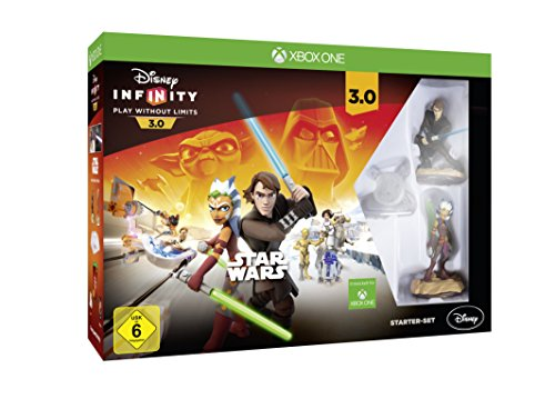Disney Infinity 3.0: Starter-Set - [Xbox One]