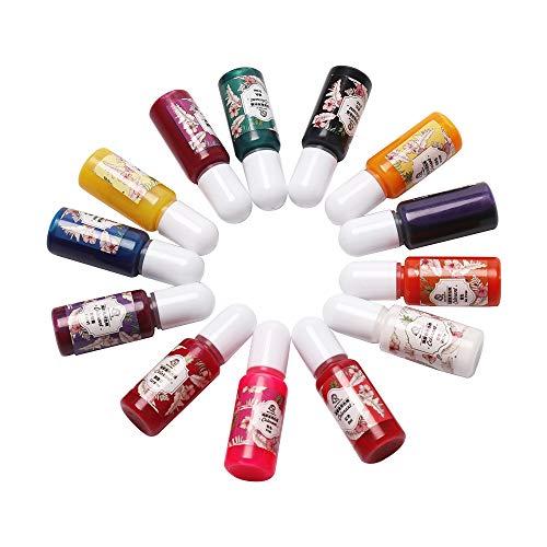 13 Colorato Kit colorante pigmentato resina epossidica colorante per gli hobbiers fai da te