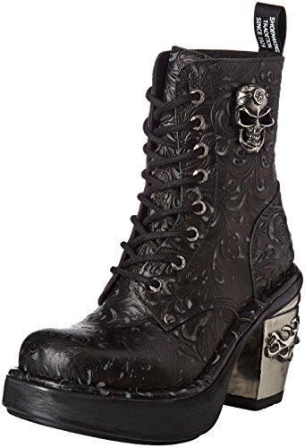 New Rock M.8358-S1 Noir (Black)