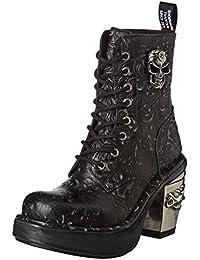 Amazon.es  New Rock - 8 - 11 cm   Zapatos para mujer   Zapatos ... 193fc7839666