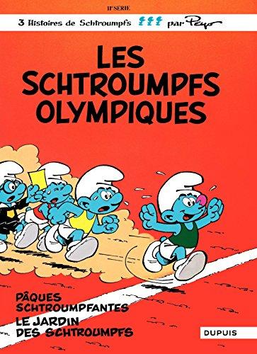 Les Schtroumpfs - tome 11 - Schtroumpfs Olympiques par Peyo