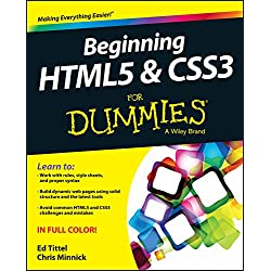 Beginning Html5 & Css3 for Dummies