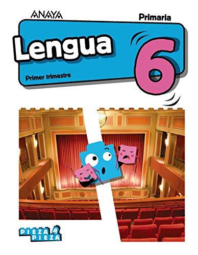 Lengua 6. (Incluye Taller de lectura comprensiva) (Pieza a Pieza)