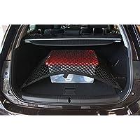 Pegasuss Black Mesh Floor Trunk Cargo Net SUV Storage Organizer Net for Volkswagen Tiguan