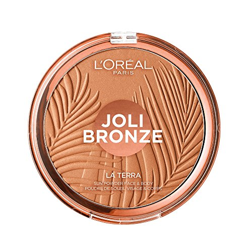 L'Oréal Paris Glam Bronze Terra Powder 2, 1er Pack (1 x 18 g)