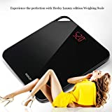 #3: Hesley Digital Weighing Scale with Advanced Step- on Technology HSB Series (Luxury edition)