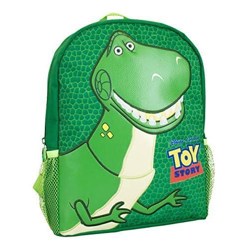 Disney Mochila para niños Toy Story Rex 5
