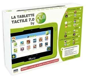 taldec tablette tactile 7 0 by gulli c13000 jeux et jouets. Black Bedroom Furniture Sets. Home Design Ideas