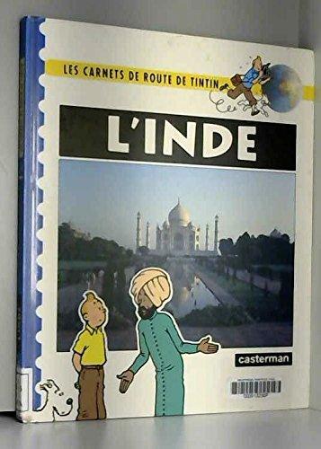 L'inde (Les carnets de route de Tintin)