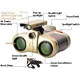 BabytintinTM Night Scope Binocular with Pop-Up Light