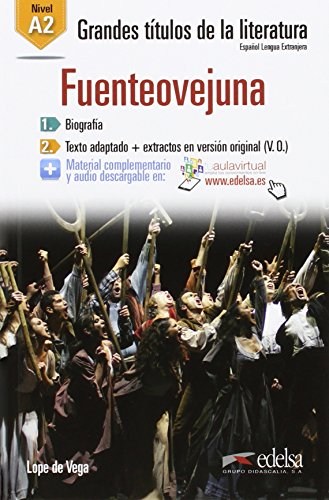 Grandes Titulos de la Literatura: Fuenteovejuna (A2)
