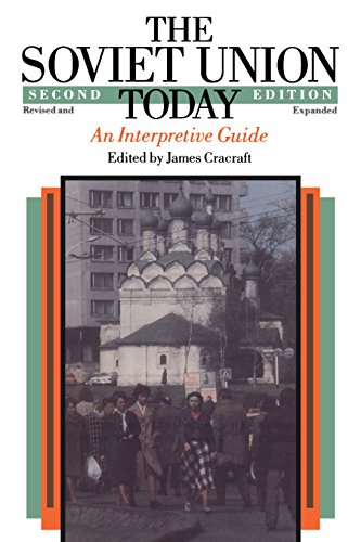 The Soviet Union Today: An Interpretive Guide (English Edition)