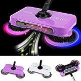 #3: Kotak Sales 360 Magic Automatic Hand Push Vacuum Cleaner Dustpan Cleaning Machine for Home, Office