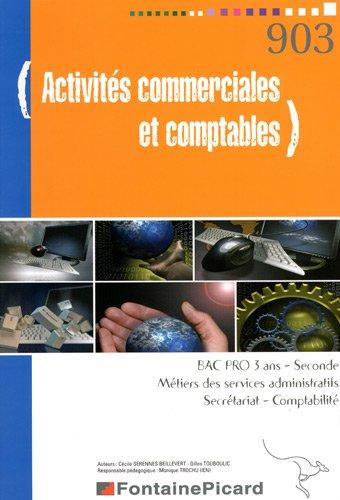 activits-commerciales-et-comptables-bac-pro-3-ans-seconde-mtiers-des-services-administratifs-secrtariat-comptabilit