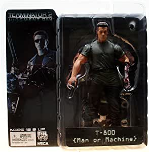 T-800 Man or Machine Figure - Terminator 2 - Neca
