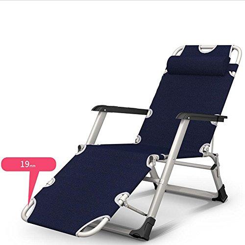 Stühle Klappbett-Rest-einfacher faltender Aufenthaltsraum (Farbe : 1)