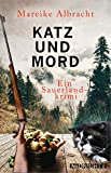 Image of Katz und Mord: Ein Sauerlandkrimi (Ein Fall für Anne Kirsch 1)