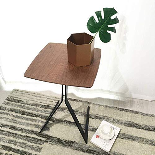 Afanyu tavoli e tavolini in stile afanyu tavolini creativi in   legno massello sfoderabili divano angolare in legno e comodino laterale, 44 x 44 x 59cm