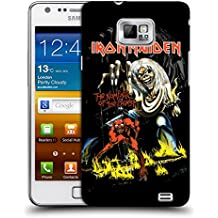 Official Iron Maiden NOTB Album Covers Hard Back Case for Samsung Galaxy S2 II I9100