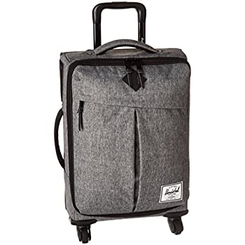 499275257 Herschel Supply Co. Highland Luggage, Black: Amazon.co.uk: Luggage