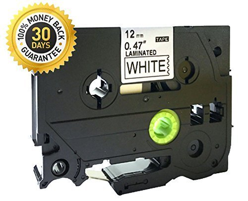 5x Extra kompatible Schriftbänder für Brother PTouch-H-100-LB TZE232 Be Office P