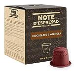Note D'Espresso Preparato Solubile per Bevanda al Gusto di Tè al Limone - 320 g (40 x 8 g) Esclusivamente Compatibili…