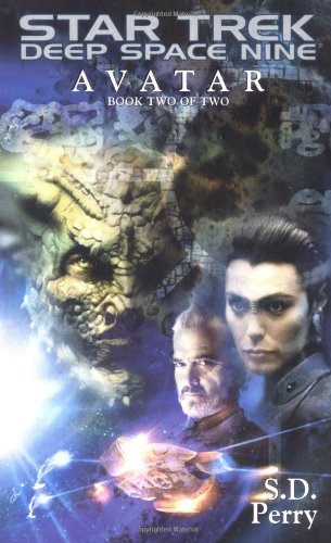Cover of Avatar: Book 2 (Star Trek: Deep Space Nine)