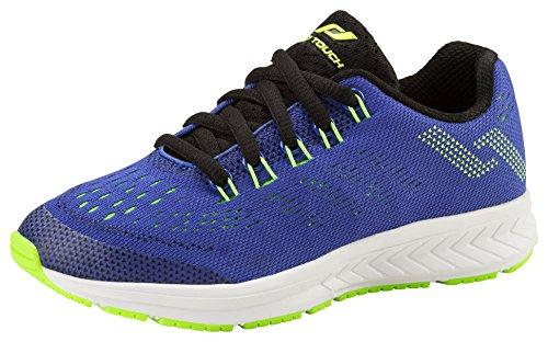 PRO TOUCH Run-Schuh oz 2.0 Junior, Chaussures de Running Mixte enfant, Navy/Pink/Rot