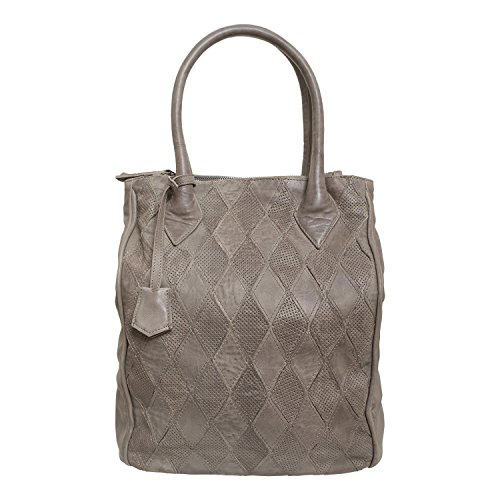 another Bag, Borsa a spalla donna Grigio Grigio Grigio