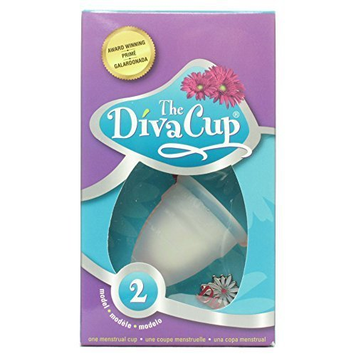 The Diva Cup: Diva Menstrual Cup