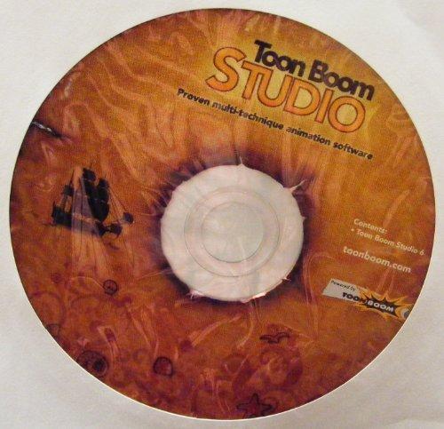 Toon Boom Studio 5.0 (Student / Teacher) (PC/MAC)