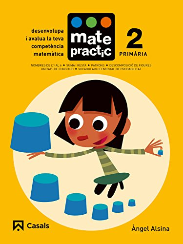 Quadern Matepractic 2 Primària - 9788421858356 (Matepractic català)