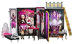 Mattel Ever After High Thronecoming Briar Beauty Doll and Furniture Set