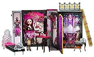 Ever After High - Bjh55 - Mobilier De Poupée - Le Grand Livre De Briar Beauty