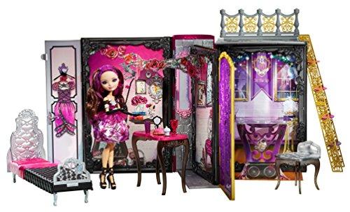 Mattel Ever After High BJH55 - Thronfest Geschenkset, inklusive Puppe (Ever Beauty High Briar After)