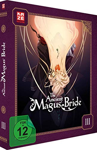 Ancient Magus Bride - Vol. 3 - [DVD]