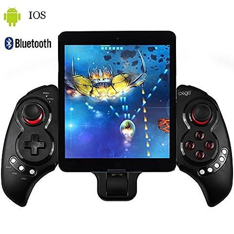IPEGA PG-9023 Télescopique sans fil Bluetooth Game Controller Gamepad pour iOS Smartphone Android, Tablet PC