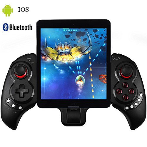 IPEGA PG-9023 Telescópico inalámbrico Bluetooth Game Controller Gamepad para IOS Android Smart Phone, Tablet PC