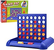 Connect 4 Game Children's Educational Board Game Toys Baby Kids Math Toy