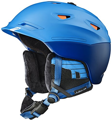 Julbo Odissey Casque de Ski Mixte Adulte, Bleu, Taille 58-60