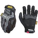 Mechanix Gants résistants MPT–58–009M-Pact glove-black/Gris, Taille 9m