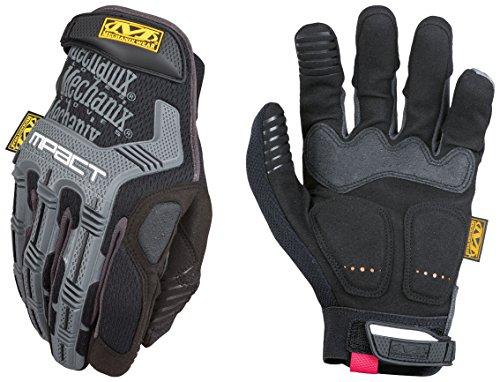 "Preisvergleich Produktbild Mechanix Wear ""M-Pact"", Handschuhe, Schwarz/Grau, schwarz, MPT-58-010"