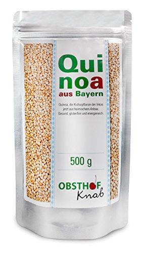 Quinoa weiß aus Deutschland Bayern (1 KG)