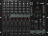 Behringer Pro Mixer DX2000USB 7-Kanal DJ Mixer mit optischem Infinium