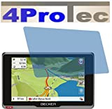 4x ANTIREFLEX matt Schutzfolie für Becker transit.7sl EU Premium Displayschutzfolie Bildschirmschutzfolie Schutzhülle Displayschutz Displayfolie Folie