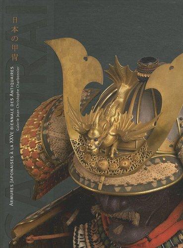 Armures japonaises à la XXVe Biennale des antiquaires par Jean-Christophe Charbonnier