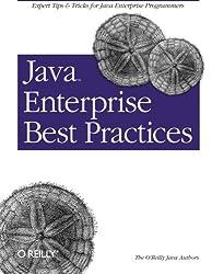 Java Enterprise Best Practices (en anglais)