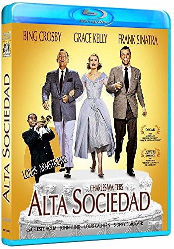 Alta Sociedad BD [Blu-ray] 51gSAW18O6L