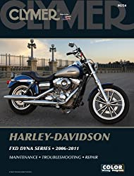Clymer Harley Davidson FXD Dyna Series 2006-2011 (Clymer Motorcycle Repair) (Clymer Manuals: Motorcycle Repair)